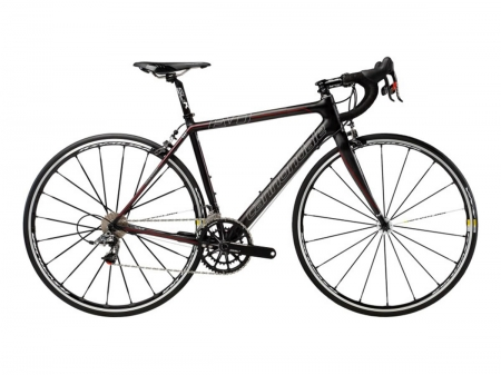 Cannondale SuperSix Evo Womens Hi-Mod Red